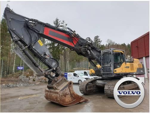 Volvo EC480DHR, Crawler Excavators, Construction Equipment