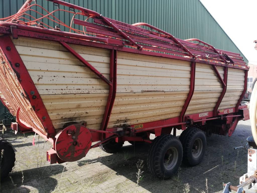 Krone HSL 3500, Speciality Trailers, Agriculture