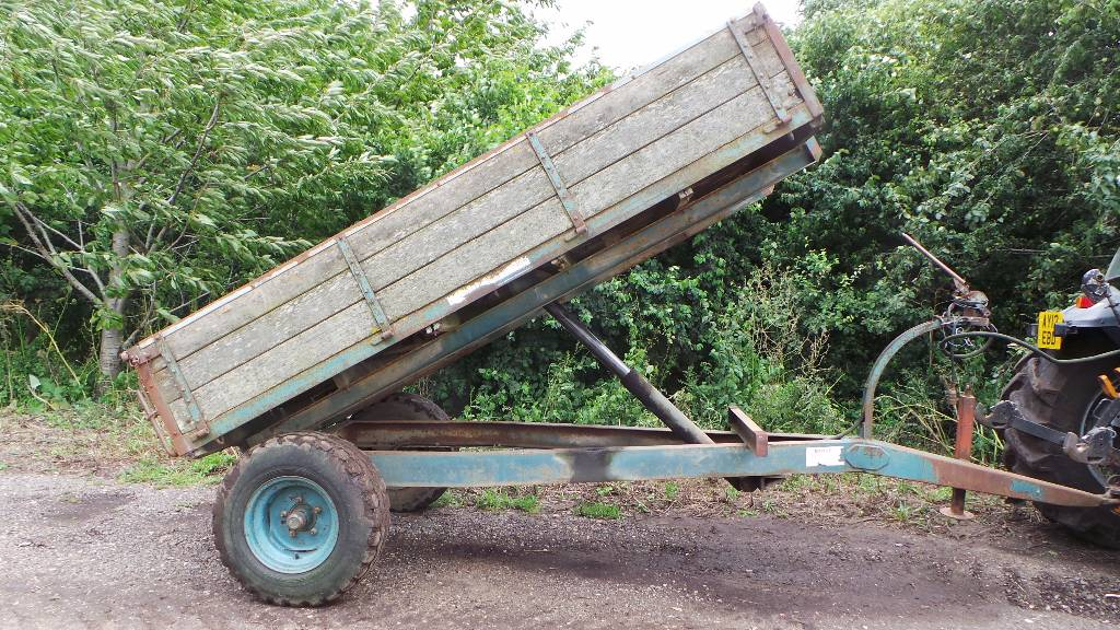 [Other] Salop 3.5ton tipping trailer, Tipper trailers, Agriculture