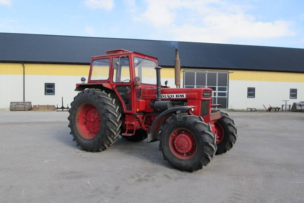 Volvo BM 814 traktor, Lantbruksmaskiner, Lantbruk