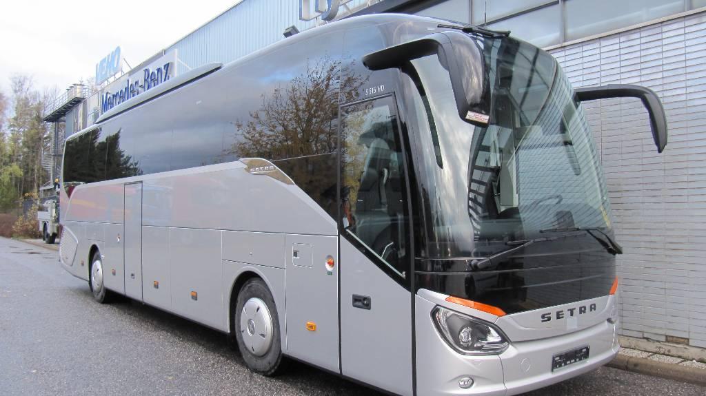 Setra S 515 HD, Turistibussit, Käytetyt Bussit