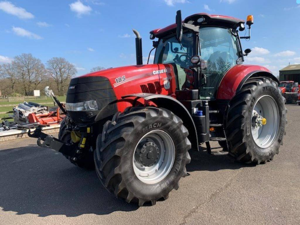 Case IH Puma 185, Tractors, Agriculture