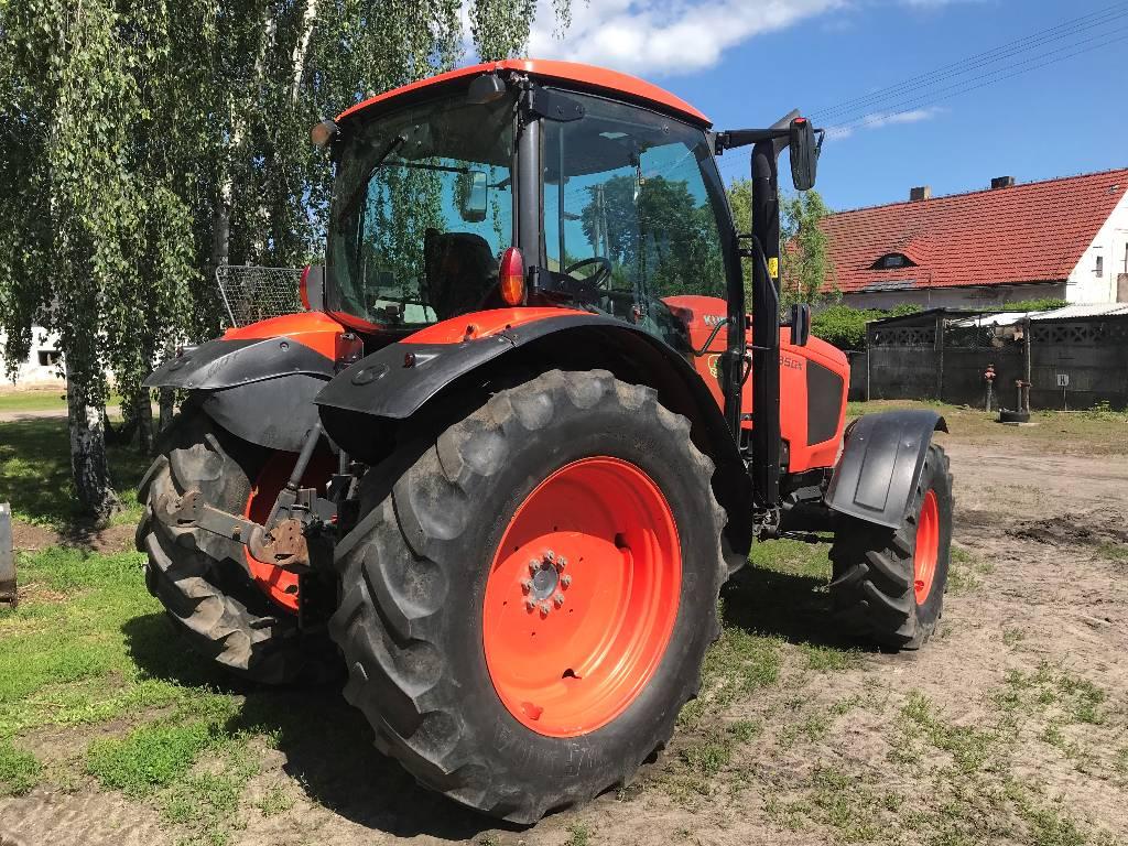 Kubota M 135 GXS, Traktory, Maszyny rolnicze