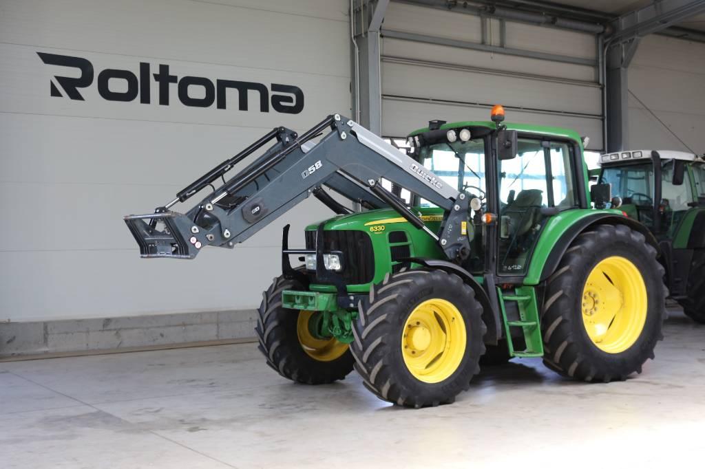 John Deere 6330 Premium, Traktory, Maszyny rolnicze