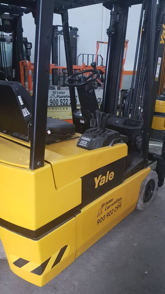 Yale ERP 16ATF, Electric counterbalance Forklifts, Material Handling