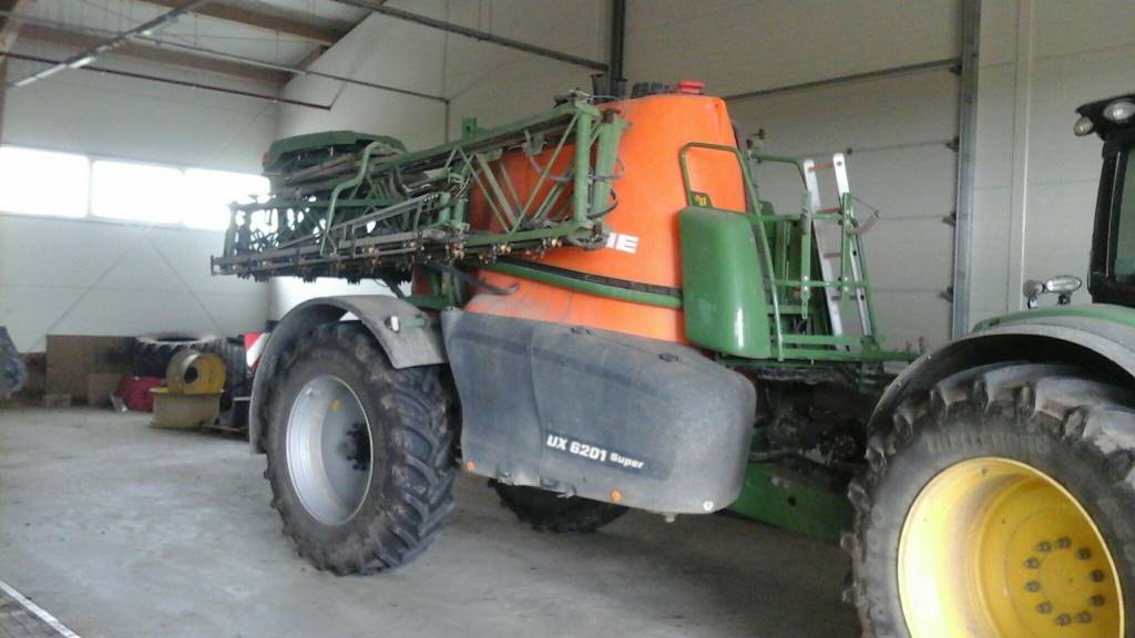 Amazone 6201 Super, Trailed sprayers, Agriculture