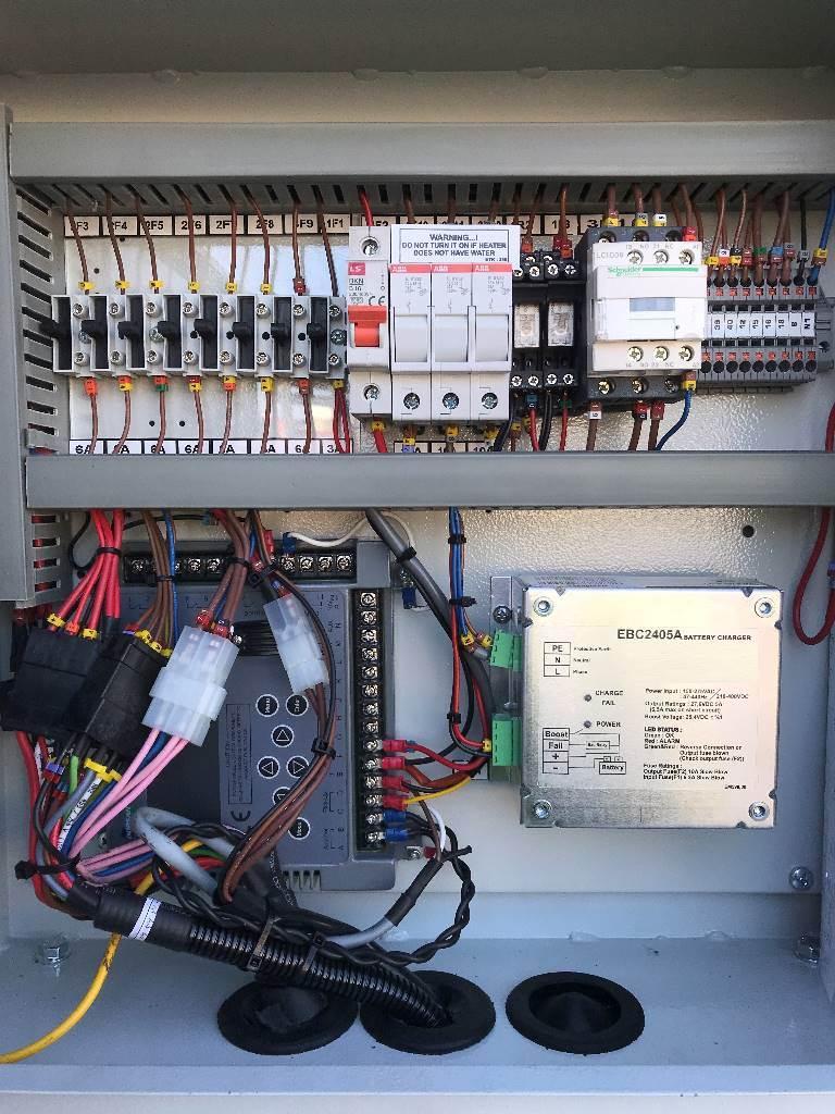 Doosan DP180LB - 710 kVA Generator - DPX-15562, Diesel generatoren, Bouw