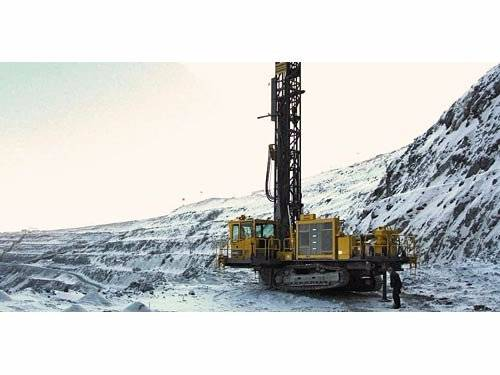 Atlas Copco DM45E  DL221, Surface drill rigs, Construction Equipment