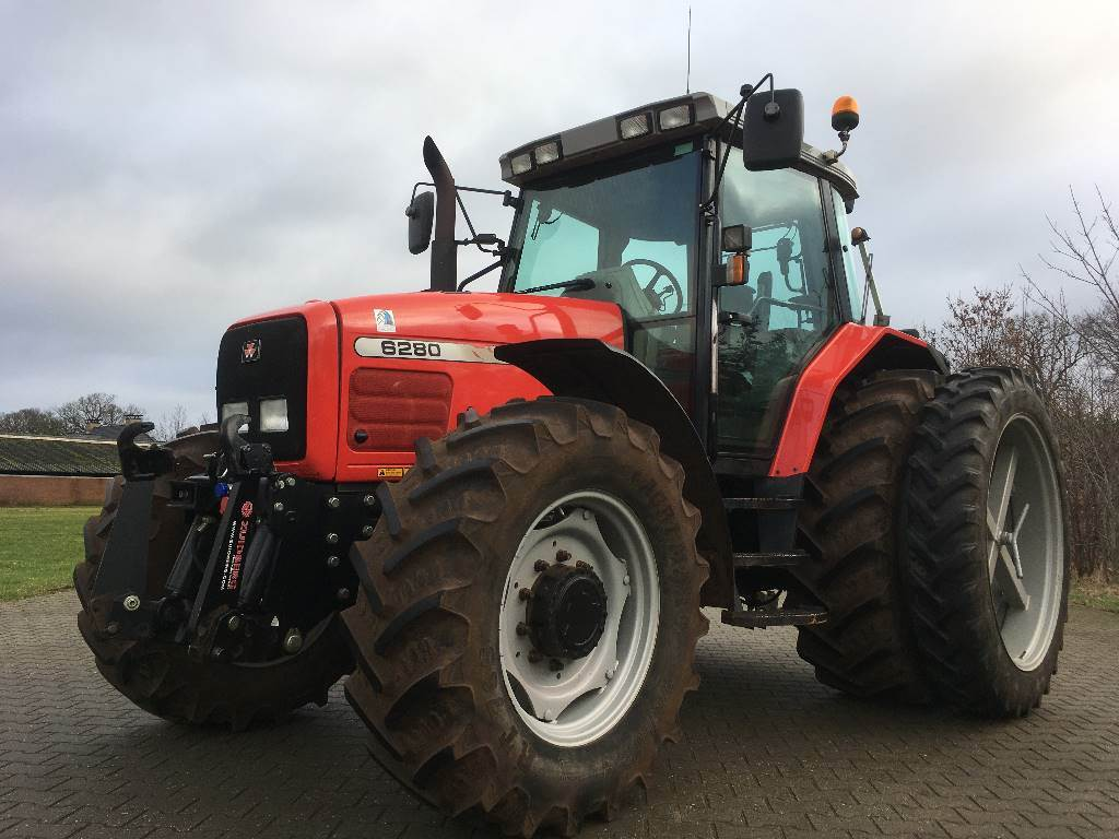 Massey Ferguson 6280 DynaShift, Tractoren, Landbouw