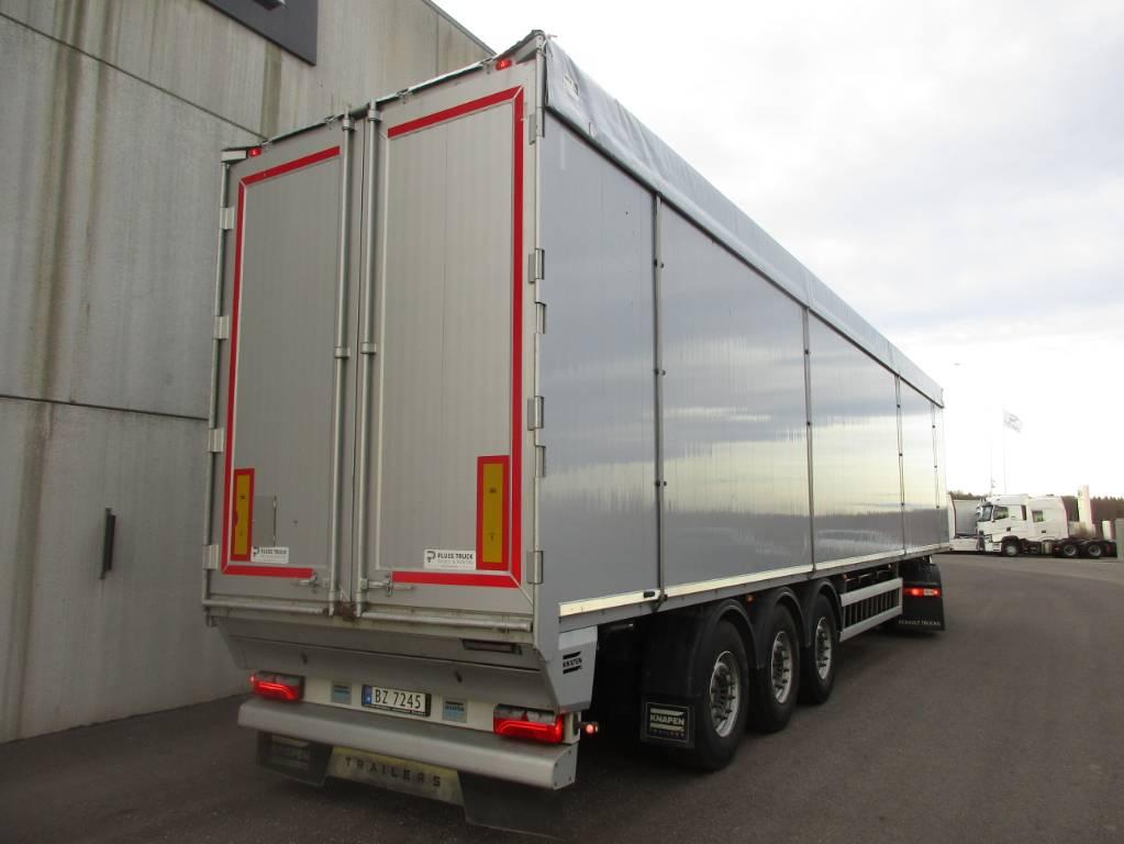 Knapen K502 Walking Floor, Andre semitrailere, Transport