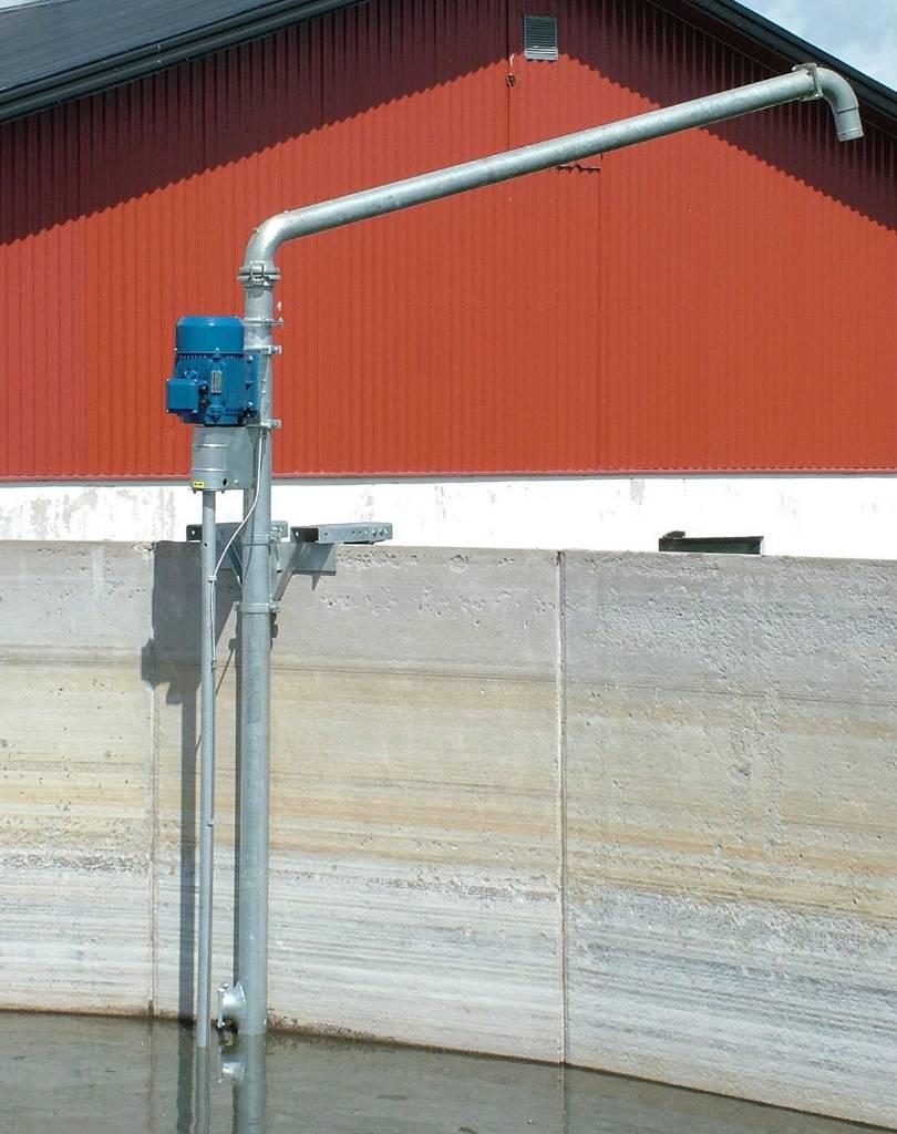 Hill GP2000 Stangpumpe - gjødselpumpe, Pumper og røreverk, Landbruk