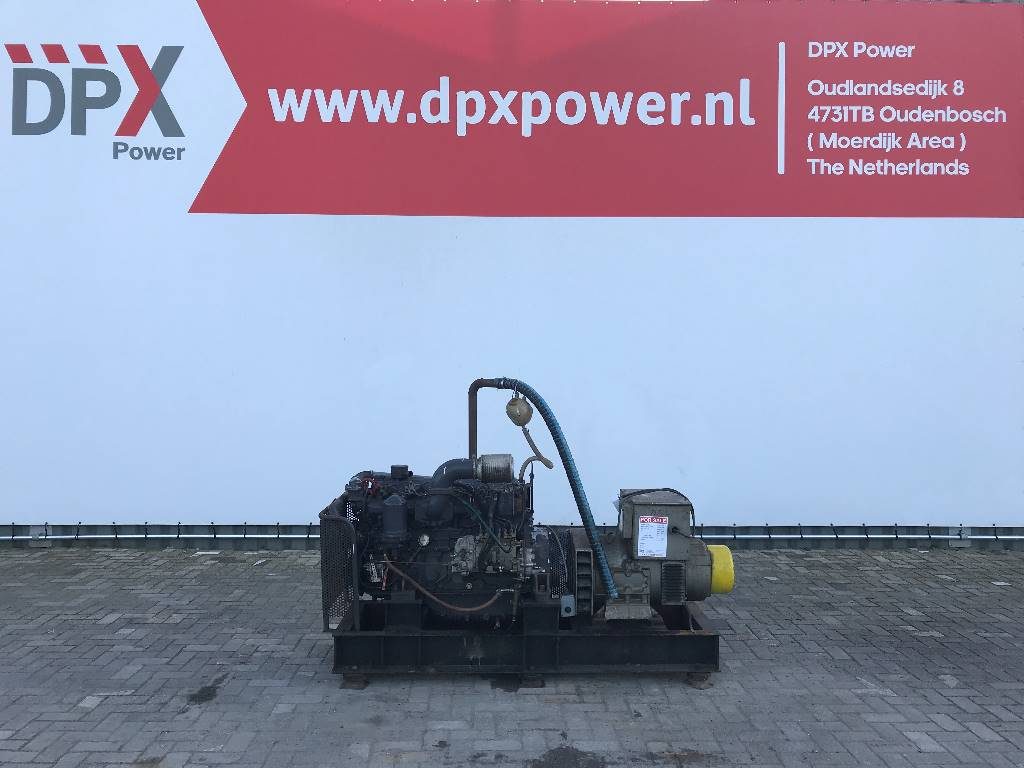 Mitsubishi 6D14 M - 65 kVA Generator - DPX-11320, Diesel generatoren, Bouw