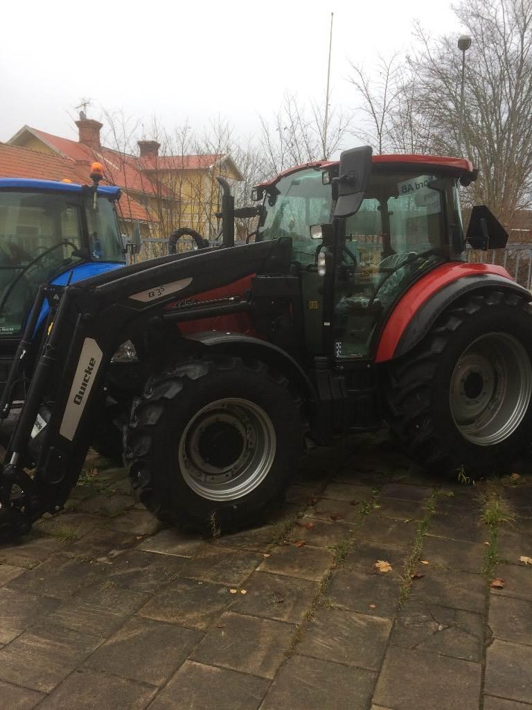 Case IH Farmall 115 C Ålö Q3S  -19 Omg. lev!, Traktorer, Lantbruk