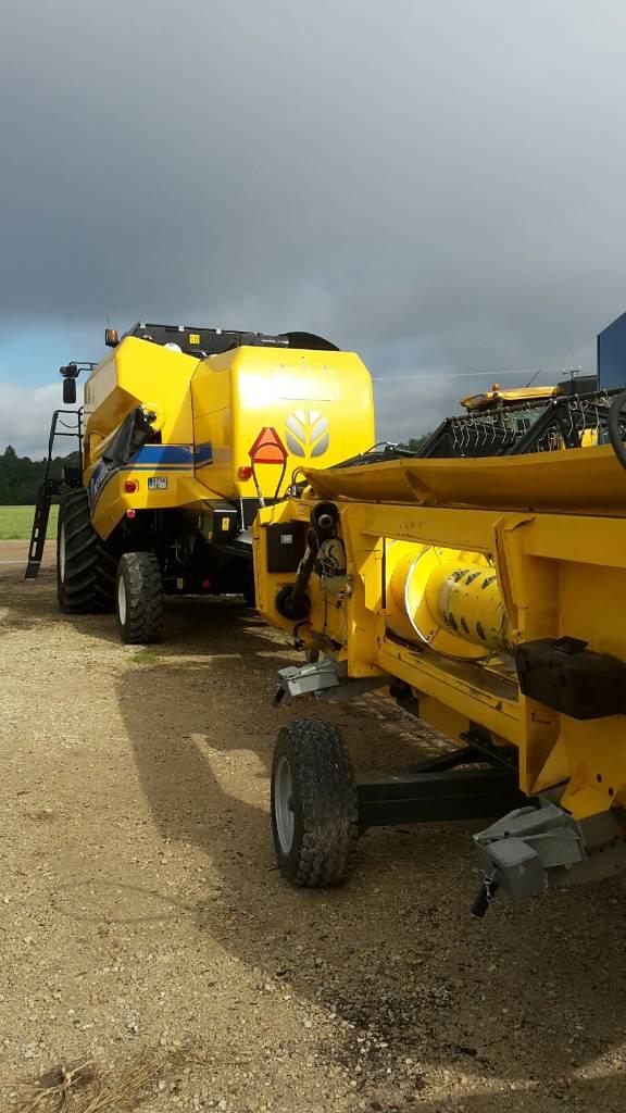 New Holland TC5.90 RS, Kombainid, Põllumajandus