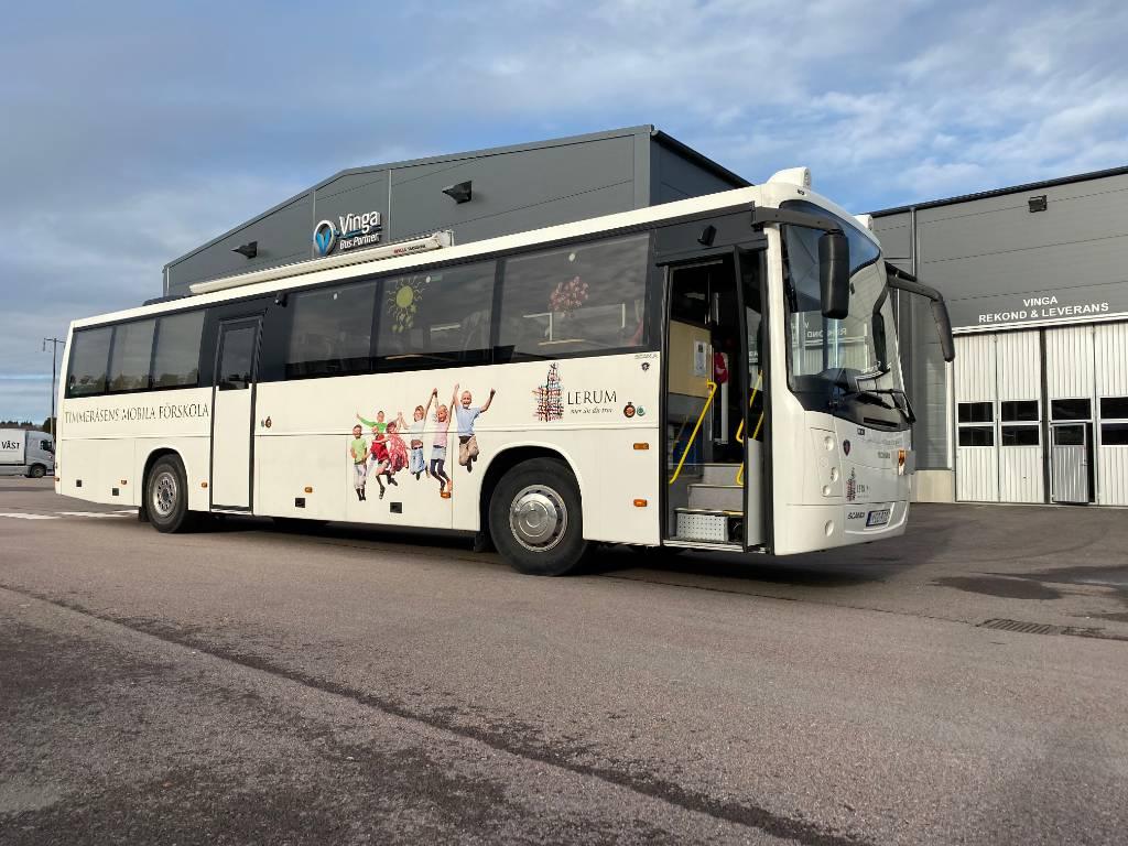 Scania SCANIA K 320 OMNISTAR, Övriga bussar, Transportfordon