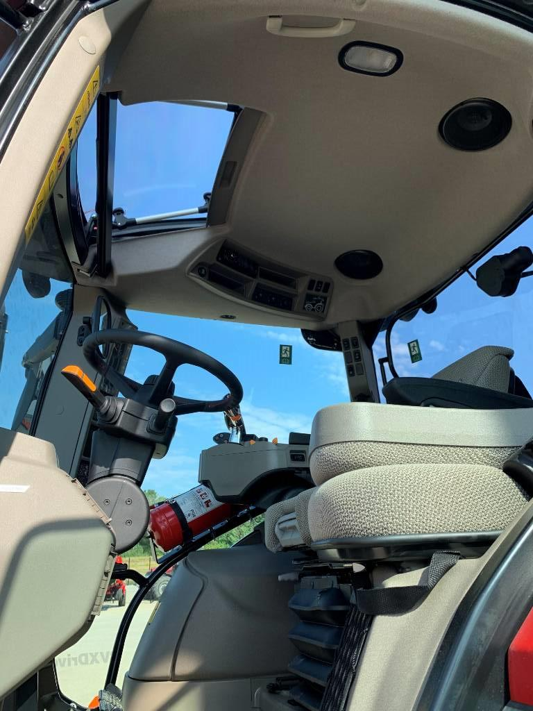 Case IH Maxxum CVX 125 Omg.lev!, Traktorer, Lantbruk