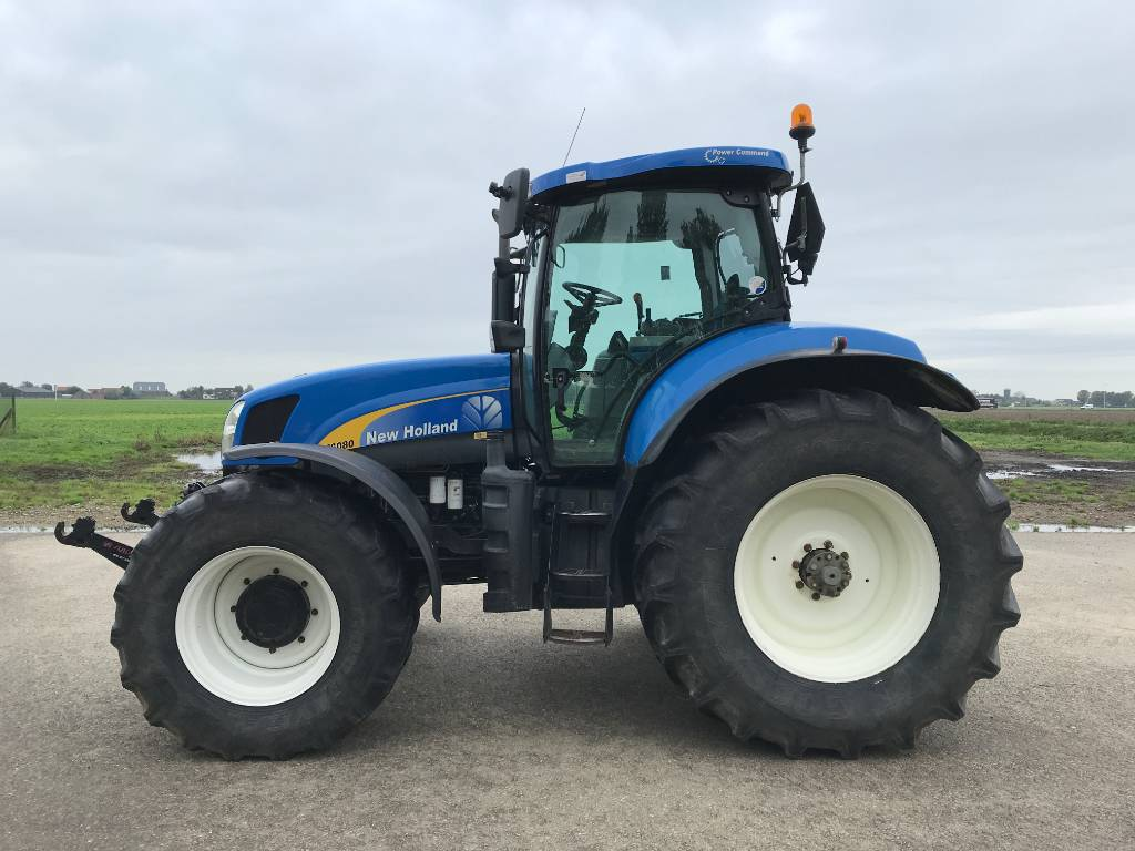 New Holland T6080, Tractoren, All Used Machines