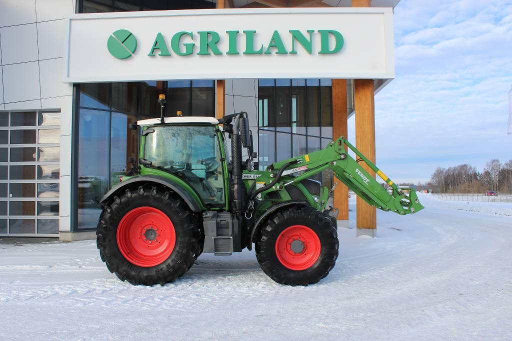 Fendt 514 Vario S4, Traktorid, Põllumajandus