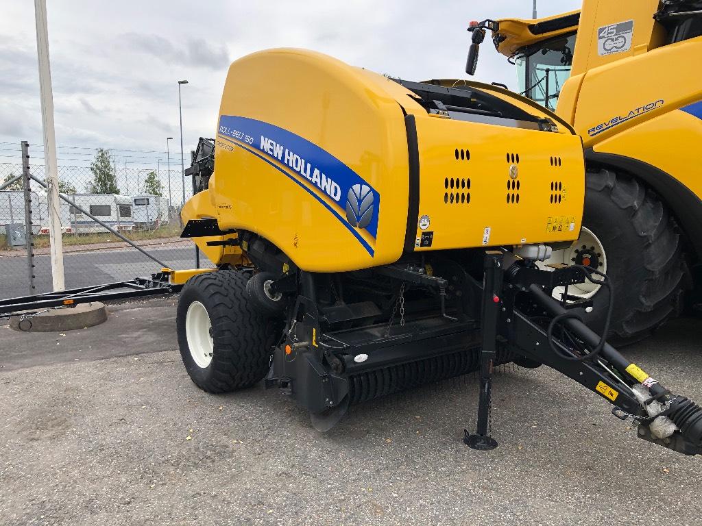 New Holland RB150 Crop Cutter Ny! Omg.lev!, Rundbalspressar, Lantbruk