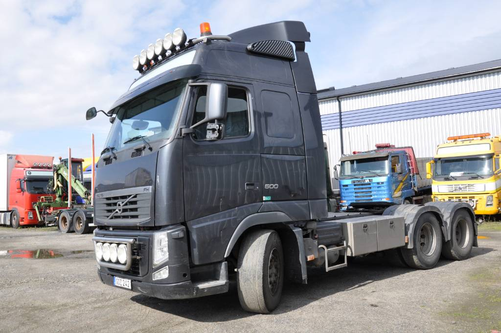 Volvo FH D13 6X4 500, Dragbilar, Transportfordon