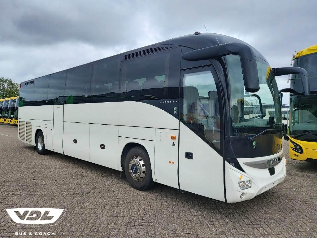 Iveco Magelys, Coaches, Vehicles