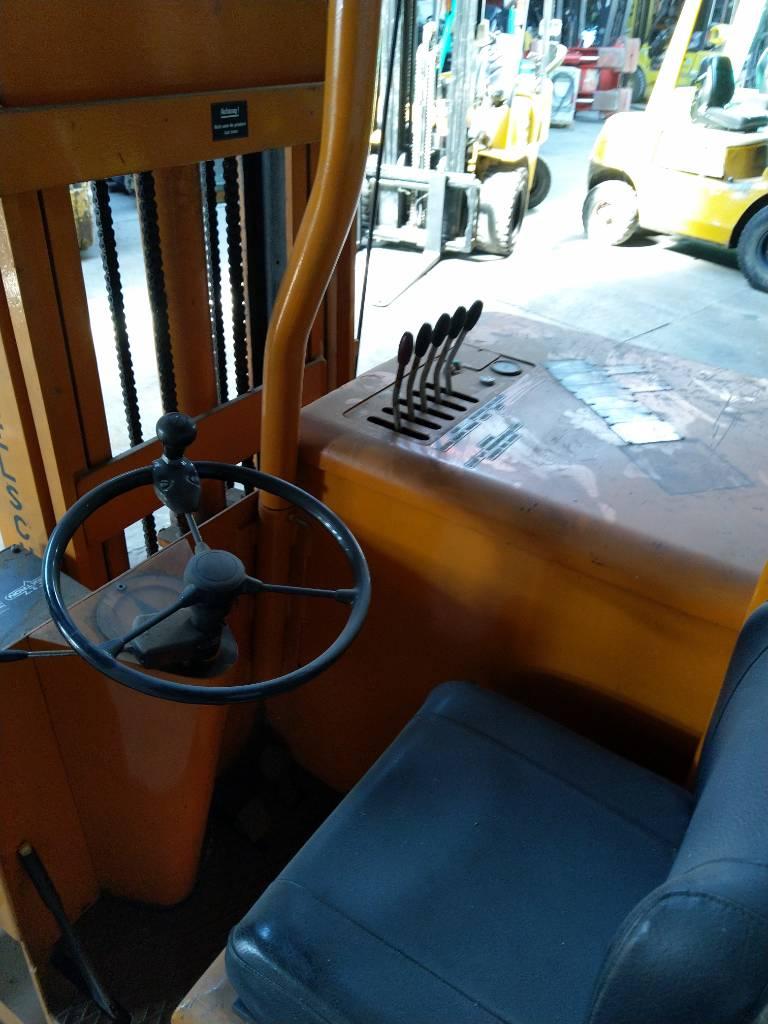 Sichelschmidt Vierweg truck VWS 06.0548, Four-way truck, Laden en lossen