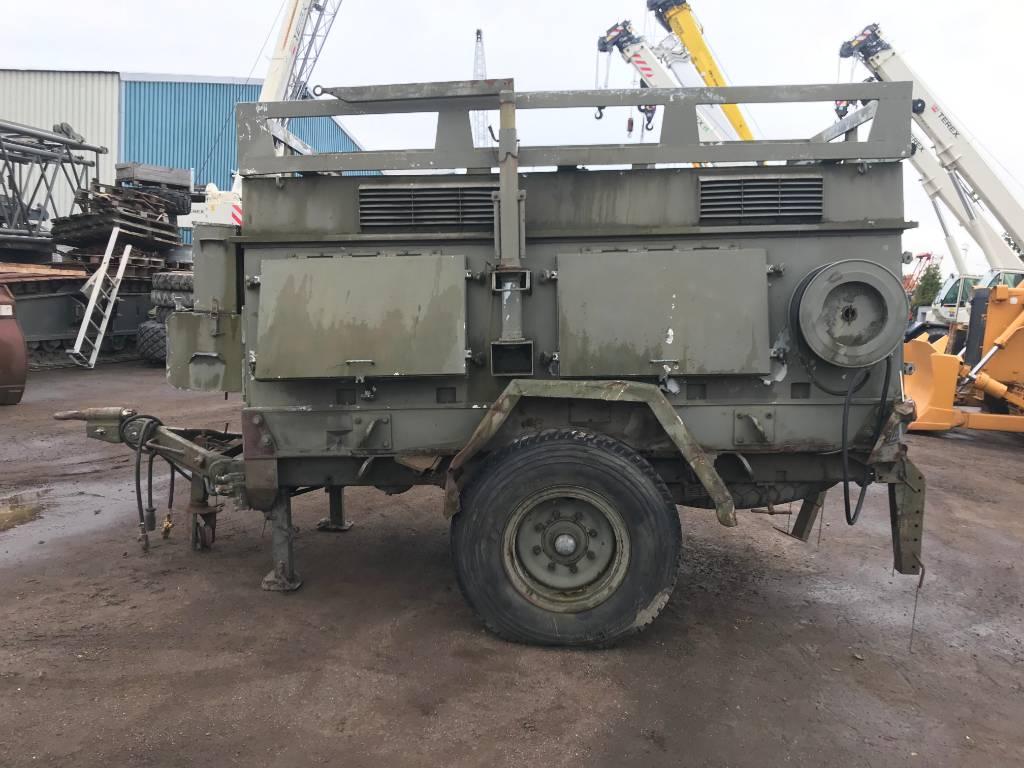 [Other] Cemj SMC, Diesel Generators, Construction