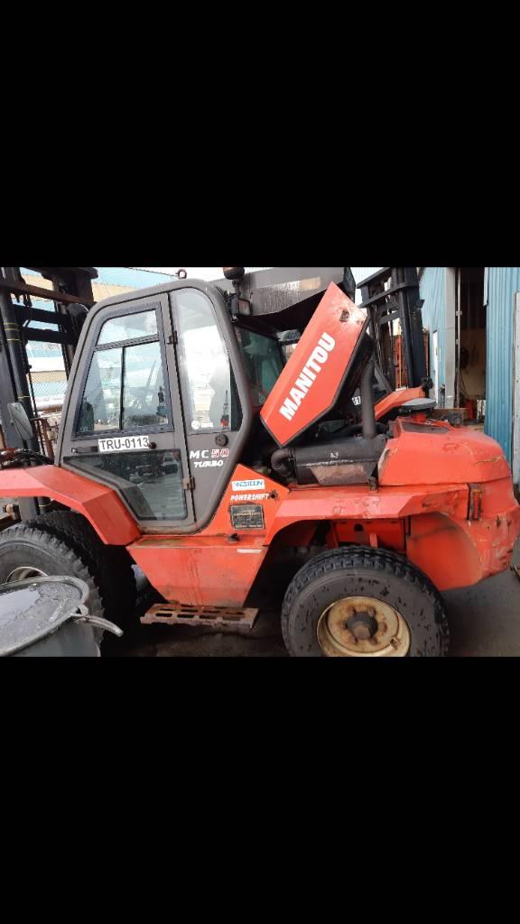 Manitou MC50 T POWERSHIFT, Dieseltrukit, Materiaalinkäsittely