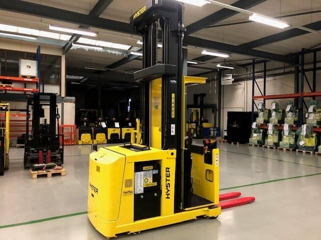 Hyster K1.0H-48, High lift order picker, Material Handling