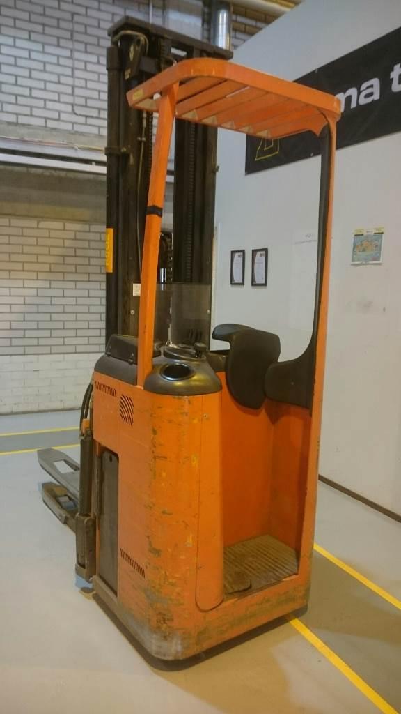 Rocla SST16, Ajettavat pinoamisvaunut, Materiaalinkäsittely