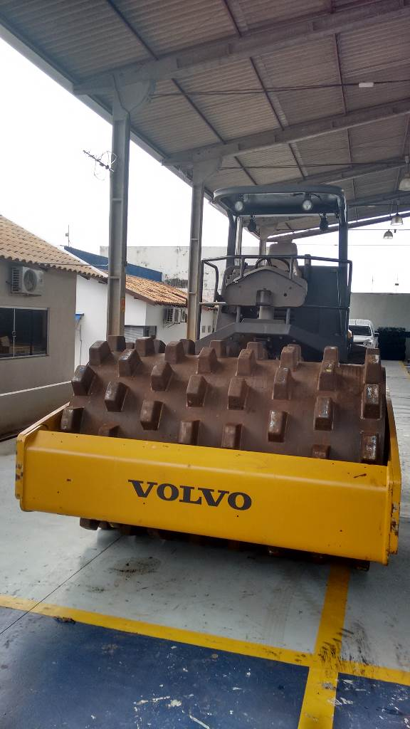 Volvo SD116F, Groundscare Rollers, Grounds Care