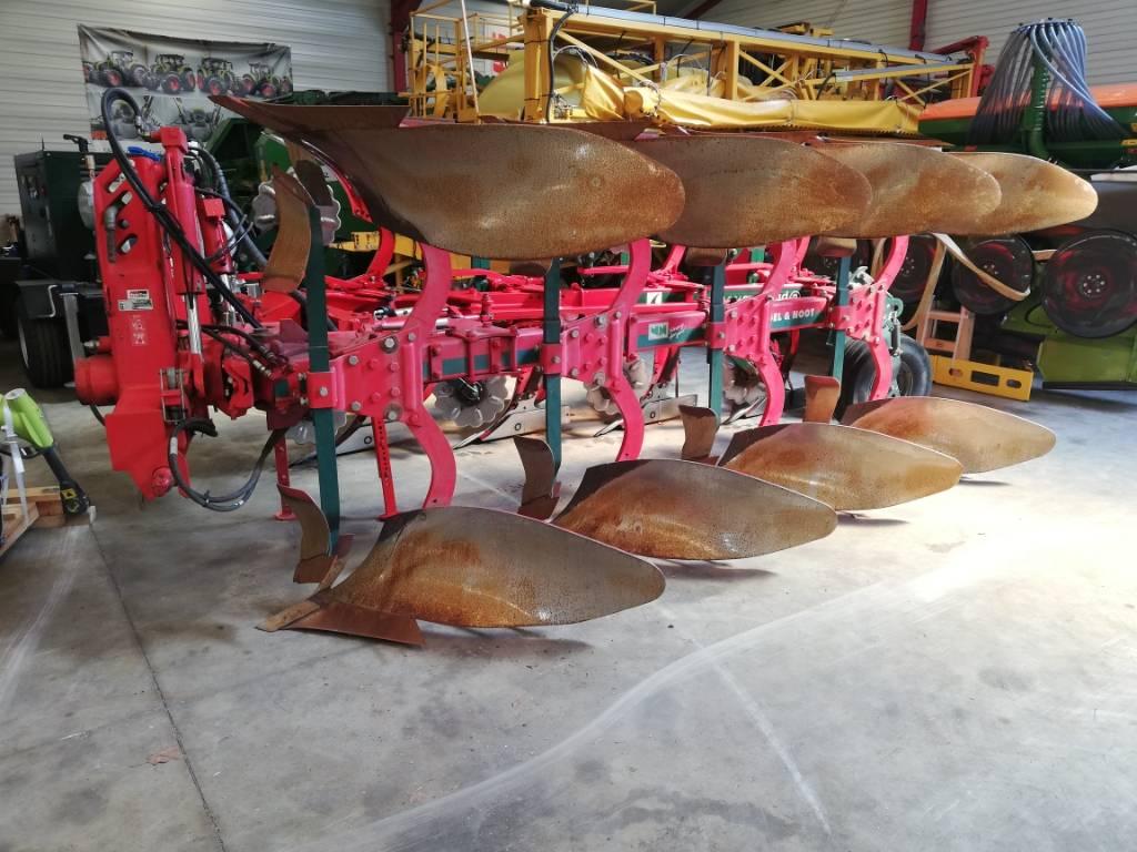 Vogel & Noot cplus xms 950 vario, Reversible ploughs, Agriculture