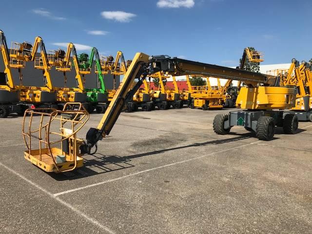 Haulotte H28 TJ+, Telescopic boom lifts, Construction Equipment
