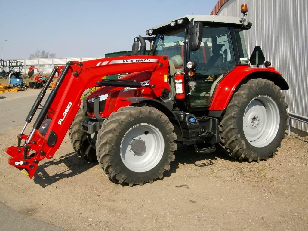 Massey Ferguson 5713 S  DYNA 6, Traktorer, Lantbruk