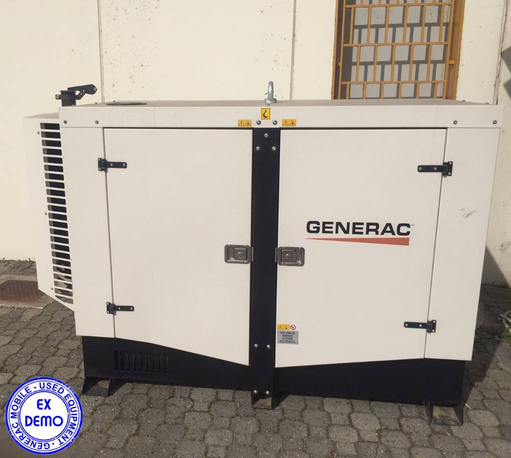 Generac Mobile CDG66 PLUS, Diesel Generators, Construction