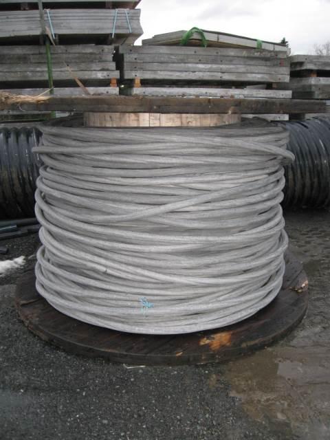 [Other] Elkabel 1000 volt, Övrig gruvutrustning, Entreprenad