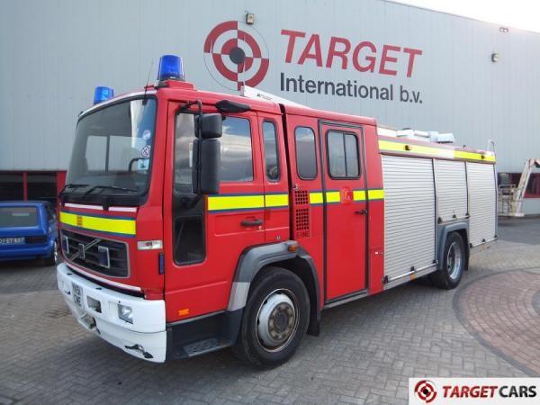 Volvo Fl6 15 Fire Engine Feuerwehr Fire Trucks Price 163