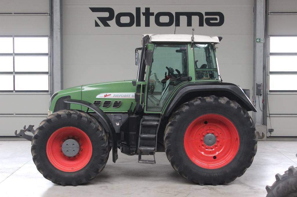 Fendt 920 Vario, Traktory, Maszyny rolnicze