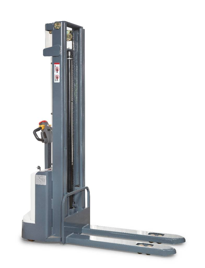 Handy PVK12-3600, Käyden ajettavat pinoamistrukit, Materiaalinkäsittely