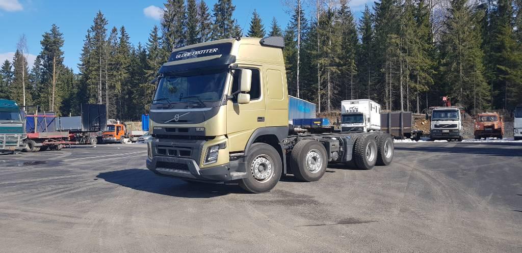 Volvo FMX440 NOSTURIAUTON ALUSTA, Kuorma-autoalustat, Kuljetuskalusto