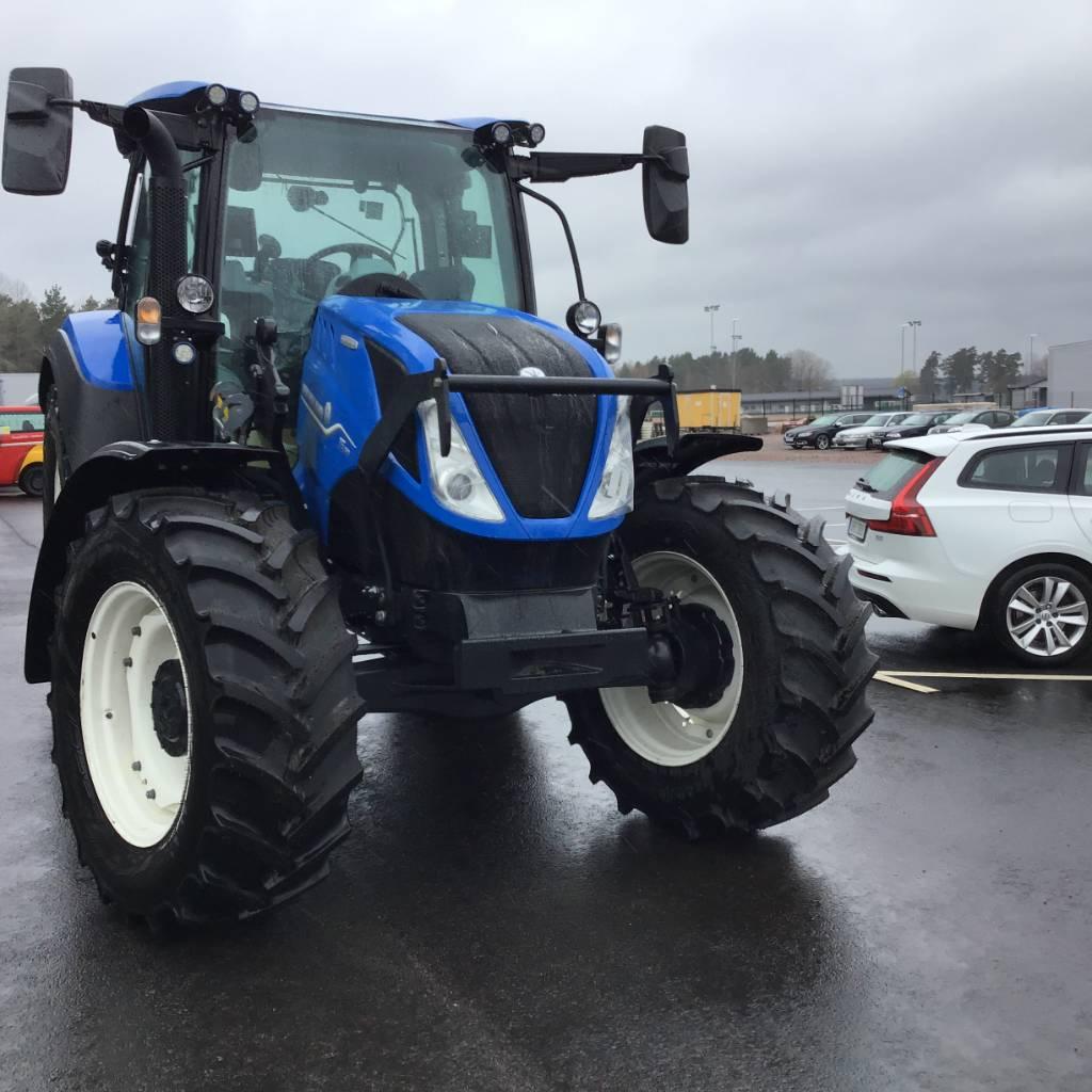 New Holland T5.130 DCT, Traktorer, Lantbruk