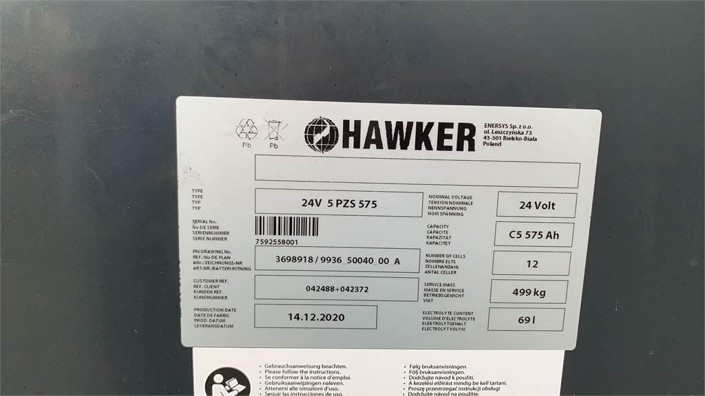UniCarriers X/XTF100DTFVSN570, Andere Gabelstapler, Flurförderzeuge