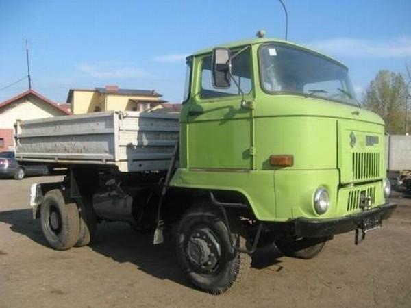 IFA L 60 wywrotka