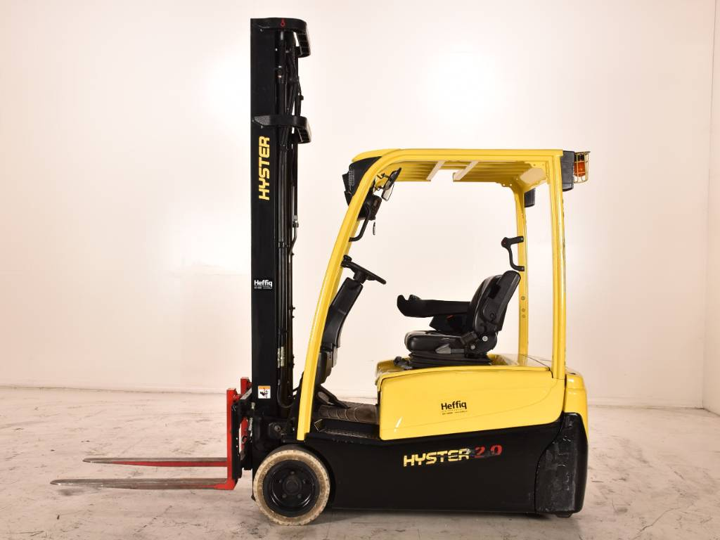 Hyster J2.0XNT-48, Electric counterbalance Forklifts, Material Handling