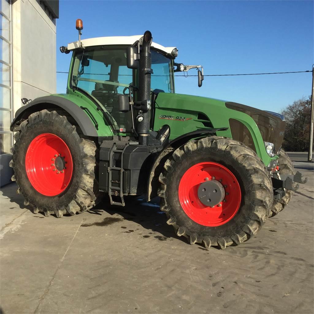 Fendt 924 VARIO TMS, Tractoren, Landbouw
