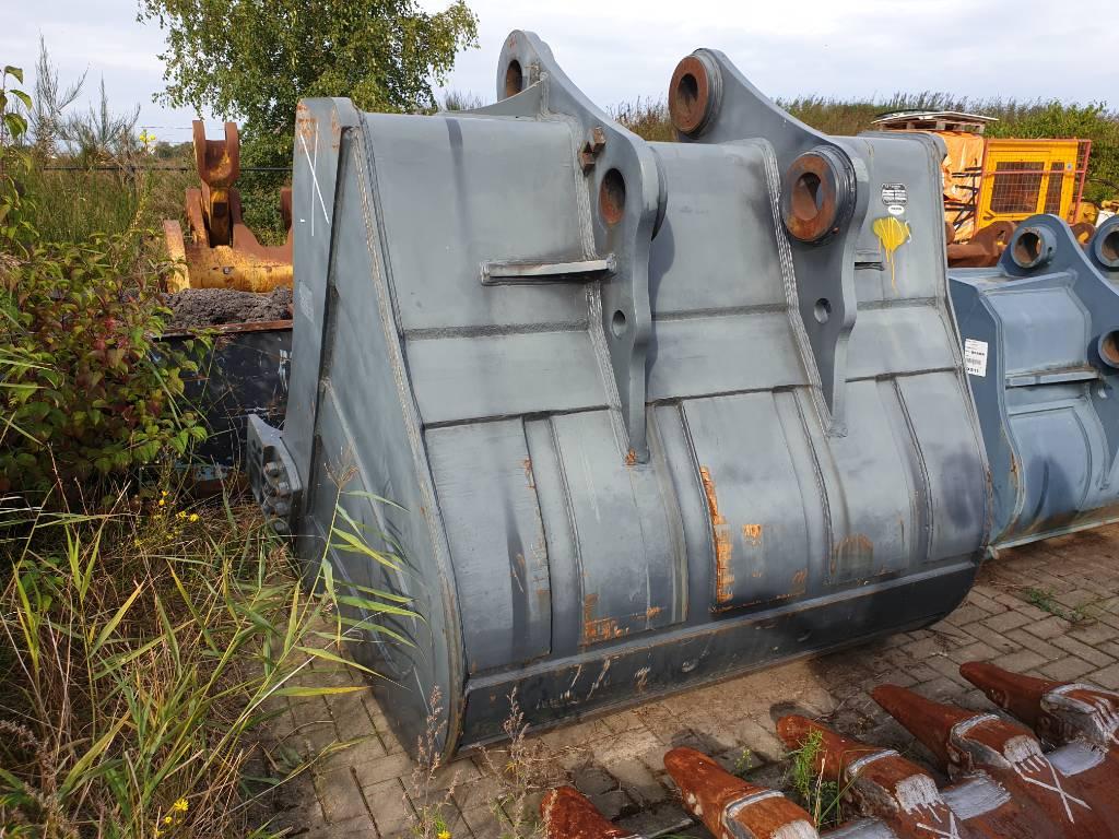 Hyundai Excavator Digging Bucket - Robex 800, Buckets, Construction