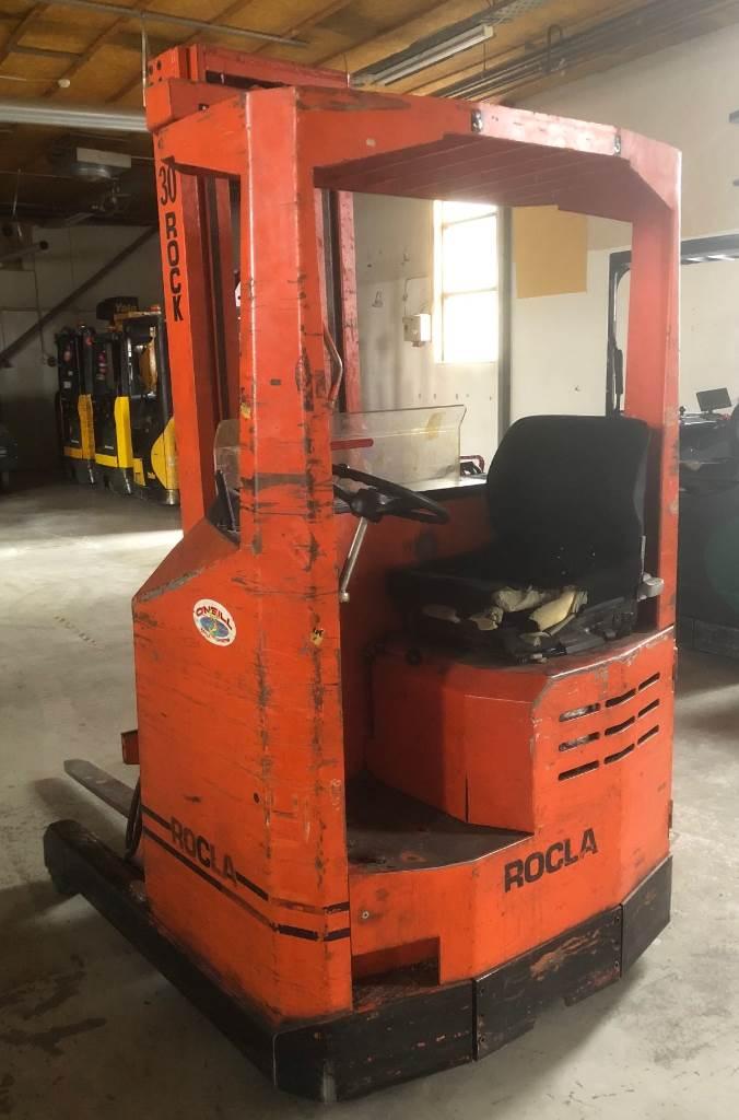 Rocla TM-131 TREV, Työntömastotrukit, Materiaalinkäsittely