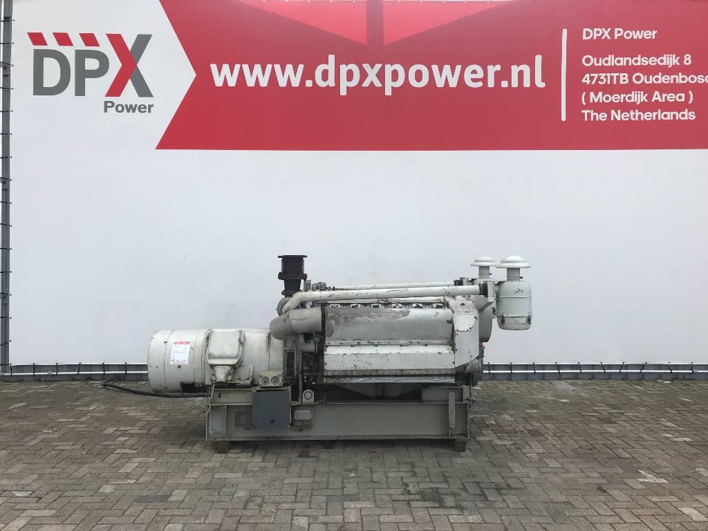 Deutz BF12L714 - 185 kVA Generator - DPX-11816, Diesel generatoren, Bouw