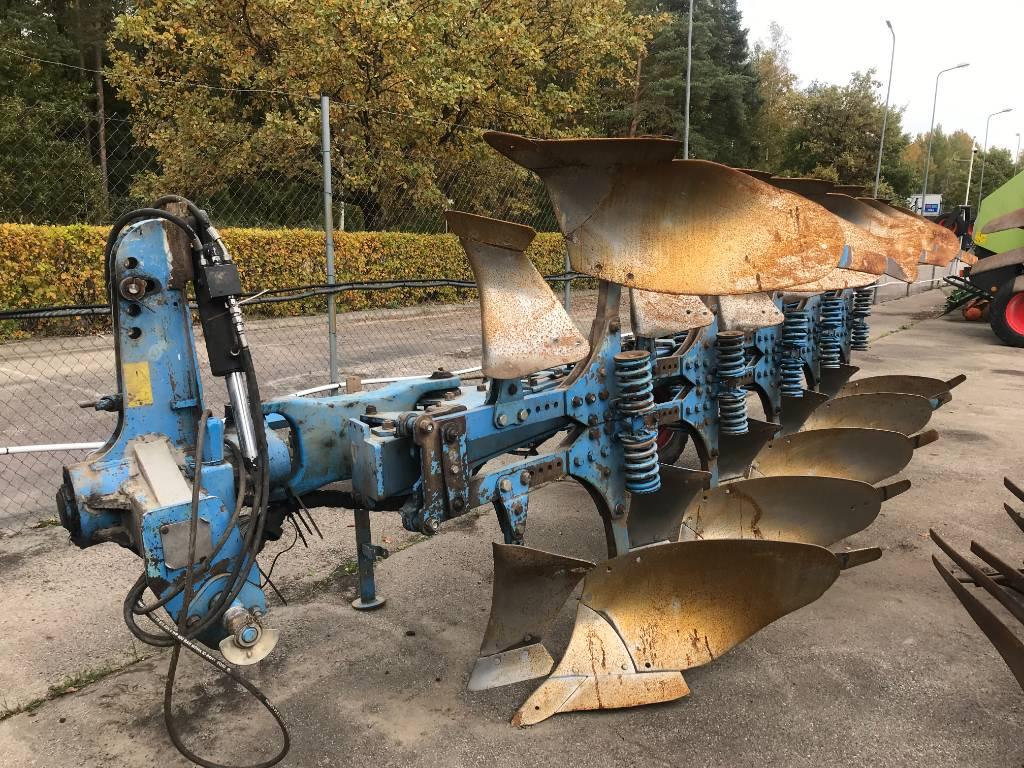 Lemken Vari-Opal 9 X 4+1 L100, Paluuaurat, Maatalouskoneet