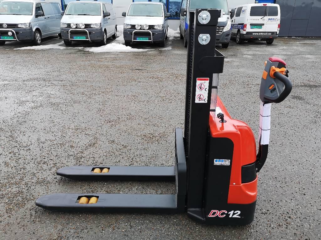 Heli CDD12J M200 - 1,2 tonns ledestabler (PÅ LAGER), Ledestablere, Truck